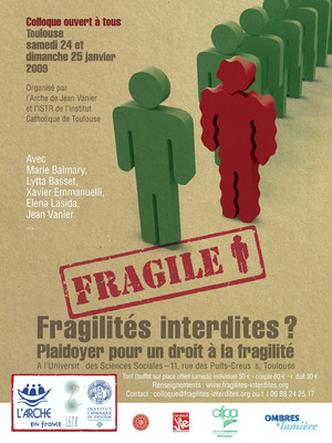 Affiche Colloque 2009