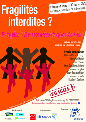 Affiche Colloque 2013